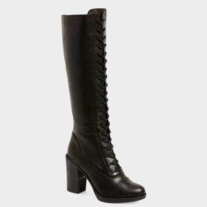 Steve Madden | 'Nidea' Lace Up Knee High Boot